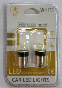 1156 Single Contact COB 3W 12-24V Led Bulb