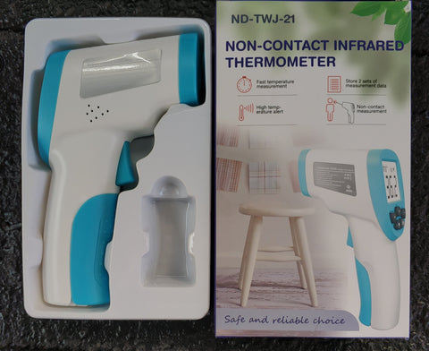 Non-Contact Infrared Thermometer for Human use