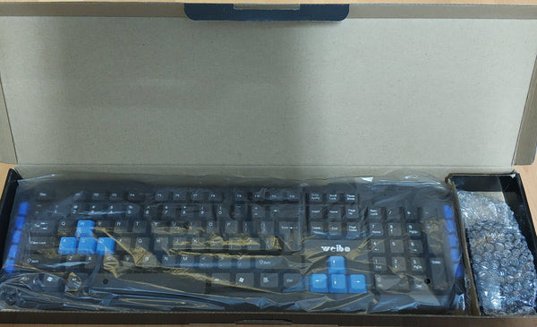 2.4Ghz Wireless Waterproof Keyboard and Mouse Set