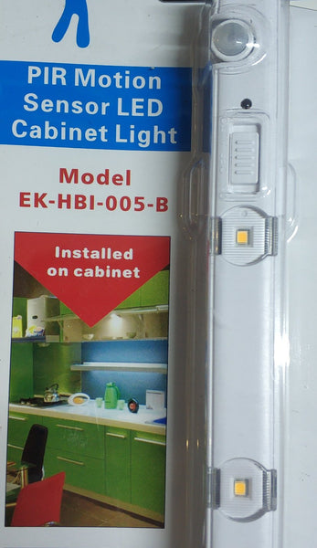 PIR Motion Sensor Led Cabinet Light
