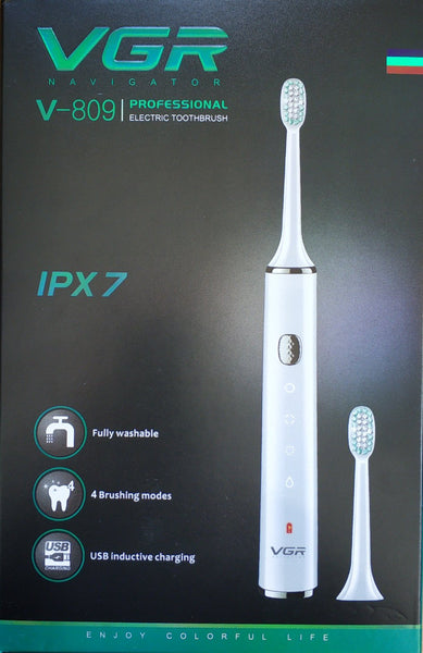 VGR Navigator Smart Electric Toothbrush