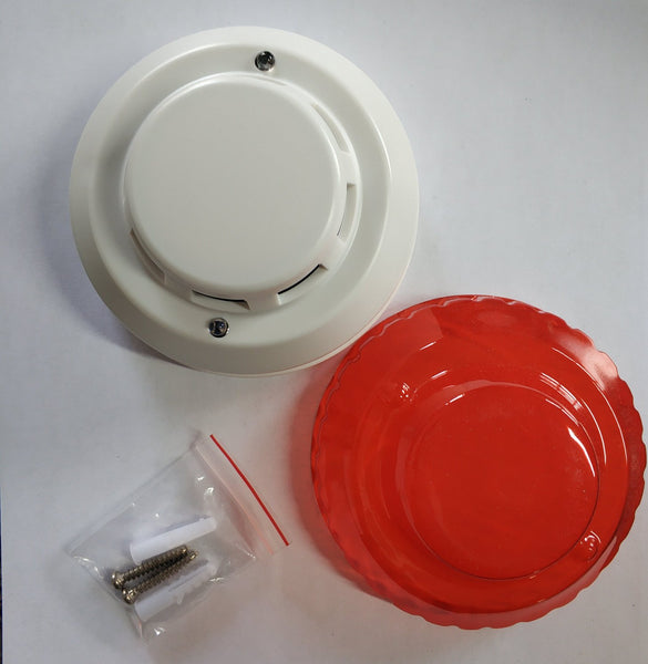 Wired Smoke Sensor for Alarm System