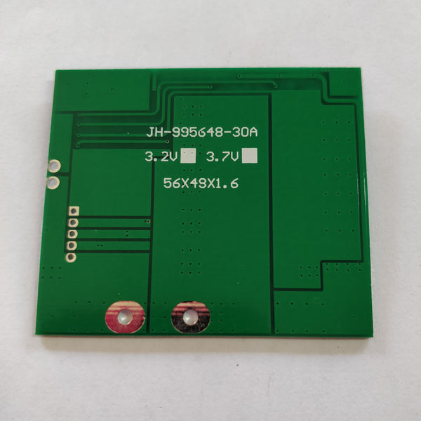 4S 3.2v (12.8v) Lithium Battery Charger Protection Board