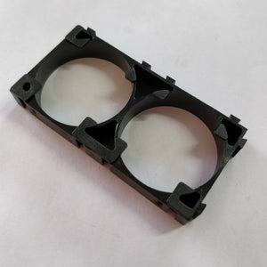 1Pcs Double 32650 Lithium Battery Fixed Composite Bracket