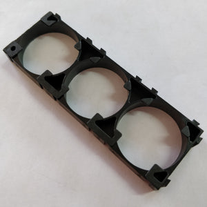 1Pcs Tripple 32650 Lithium Battery Fixed Composite Bracket