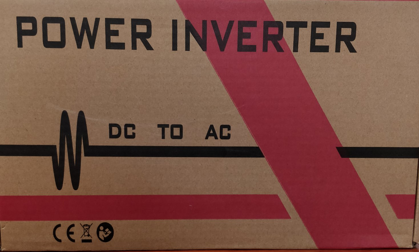 Devel 800w 12v Power Inverter DC to AC