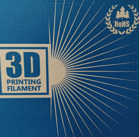 3D Printing PLA Filament 1.75mm RED
