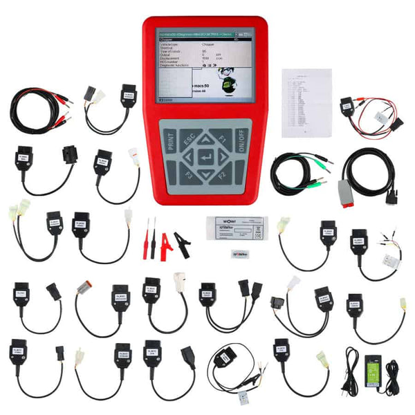 IQ4Bike – Motorcycle Diagnostic Tool (Universal)