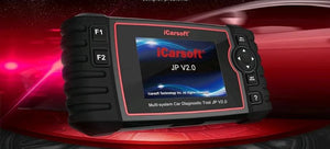iCarsoft JP V2.0 for Japanese Multi-Brand Vehicles - Electromann SA