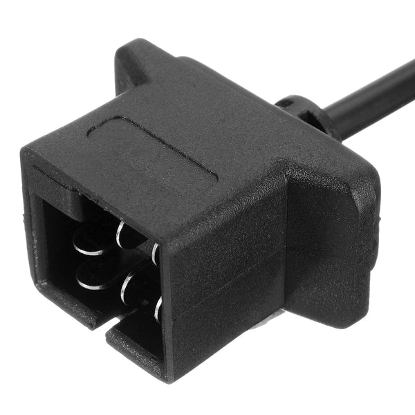 6 Pin OBD to OBD2 Adapter Cable for Jeep/Dodge