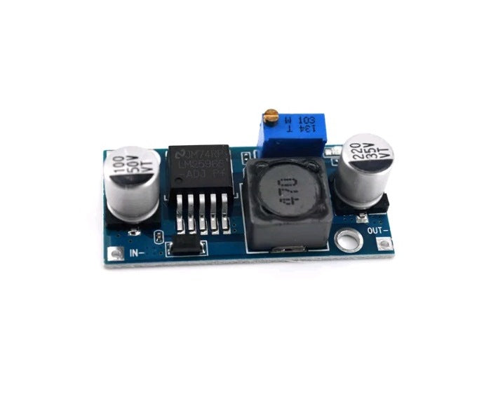 LM2596S 3A Adjustable Step-down DC-DC Power Supply
