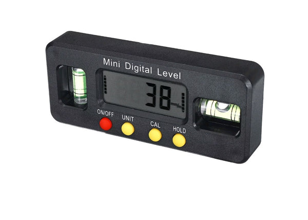Digital Inclinometer Angle Finder and Spirit Level