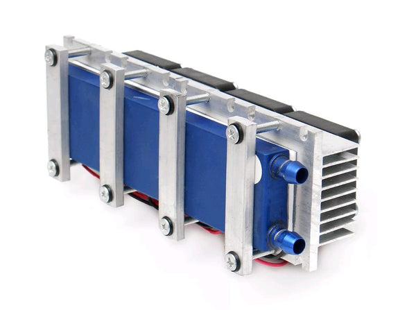 Quad Core TEC1-12706 Thermoelectric Peltier Cooling Radiator