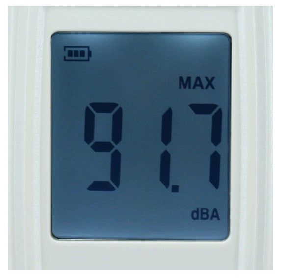 GM1352 LCD Sound Pressure Level Tester Measurement 30~130dB