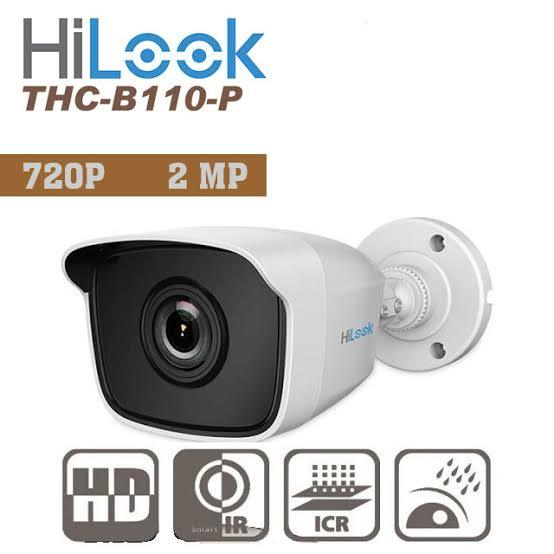 Hilook 1MP AHD Outdoor CCTV Camera THC-B110