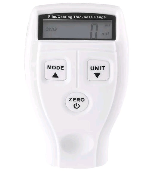 GM201 Painting Ultrasonic Thickness Gauge Tester