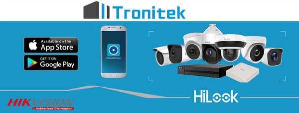 Tronitek 4 Channel AHD 720P CCTV Outdoor Camera Kit