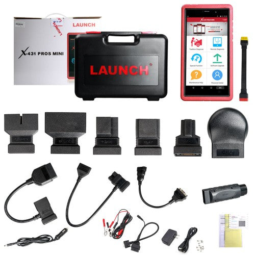 Launch X431 Pro S Mini | Diagnostic Scanner