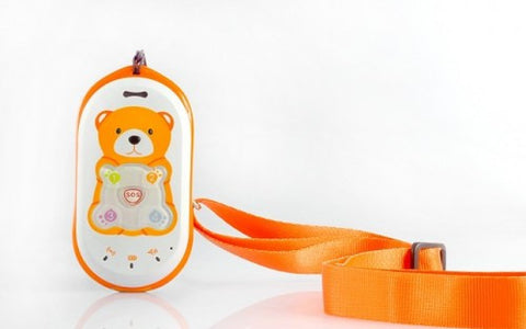 Kids Live Web Based GPS Tracker and Mobile Phone - Electromann SA
