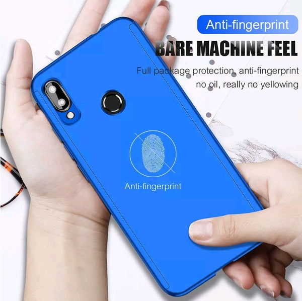 Bakeey Full Body Front+Back Cover with Screen Protector For Xiaomi Redmi Note 7