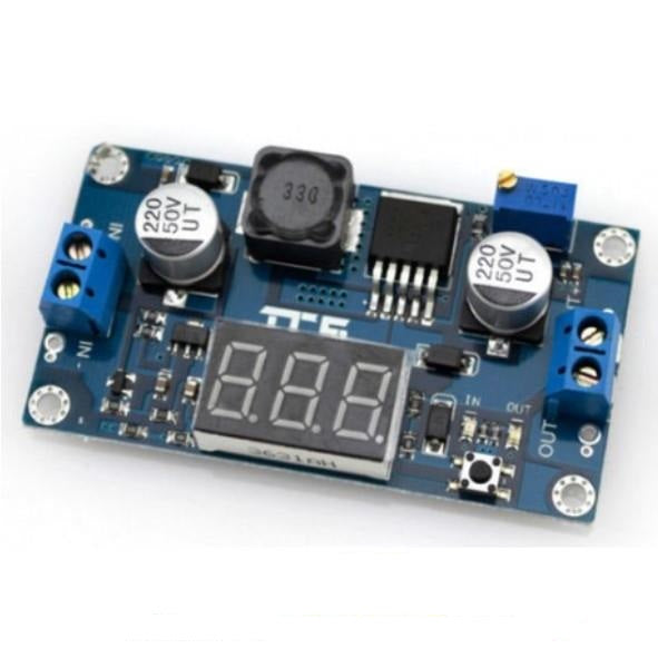 LM2596 Voltage Regulator Module