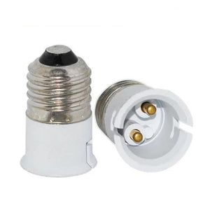 ##BULK SALE## E27-B22 Lamp Holder Converter - Electromann SA