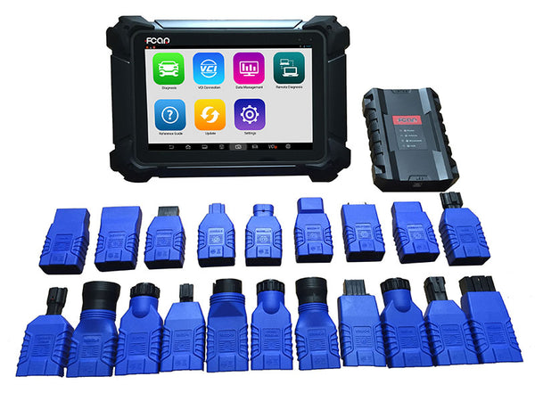 FCAR F7S-G Car and Truck Professional Diagnostic Tool - Electromann SA