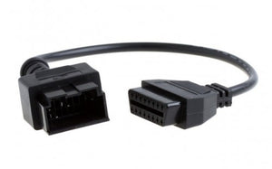 KIA 20Pin to 16Pin OBD 2 Adapter - Electromann SA