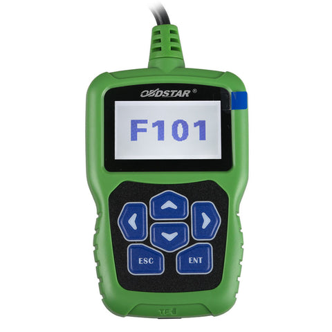 OBDSTAR F101 TOYOTA G Key Programmer With IMMO Reset Tool