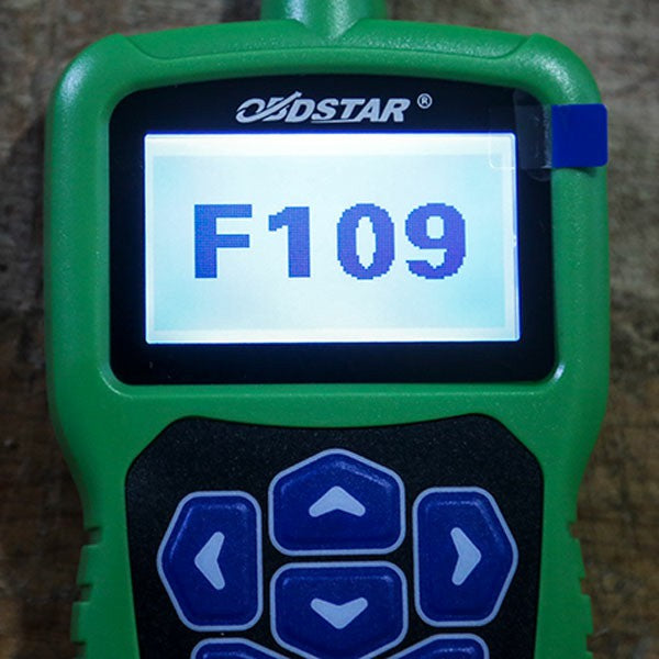 OBDSTAR F109 SUZUKI Pin Code Calculator with Immobiliser and Odometer Function - Electromann SA