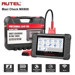 Autel MaxiCheck MX808 - FREE Lifelong Software Updates - Electromann SA