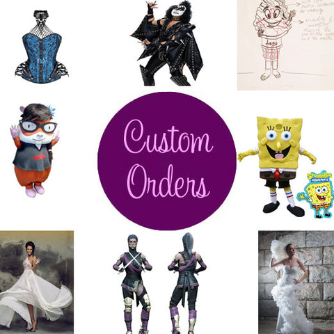 custom cosplay costumes and mascots