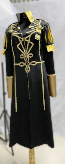 Claude from Fire costume cosplay