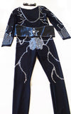 Paul Stanley costume / Adult Starchild Destroyer Costume