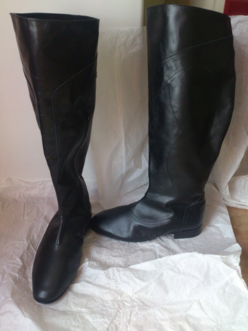 Male version of Triss Merigold The Witcher cosplay boots