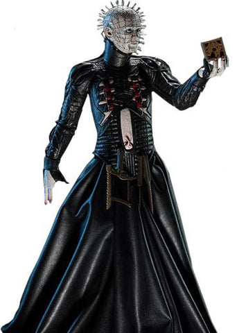 Hellraiser cosplay costume