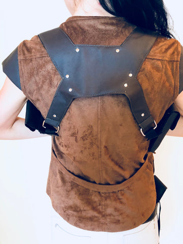 Cosplay shoulder harness