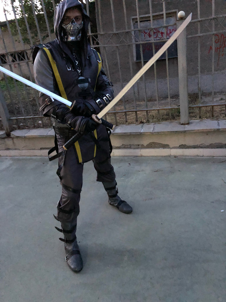 SCORPION SPEC OPS cosplay costume
