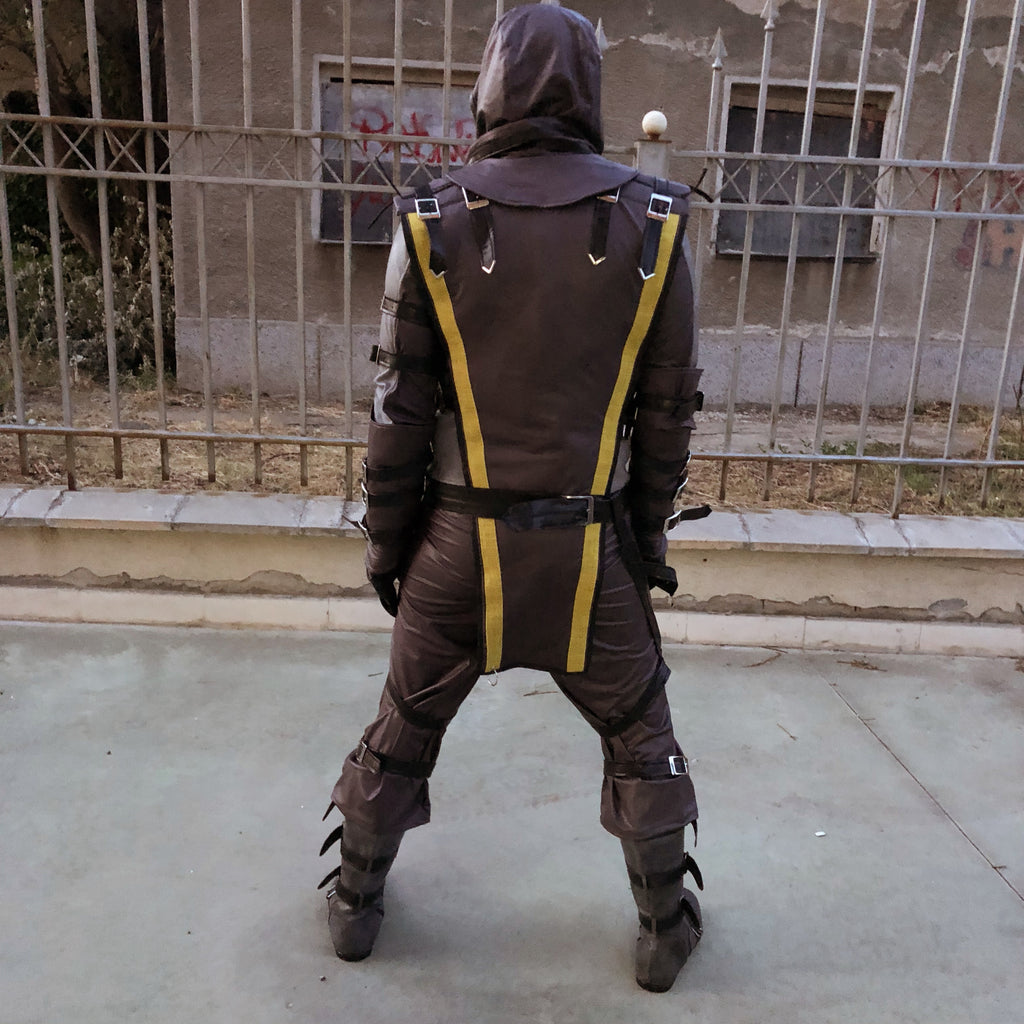 SCORPION SPEC OPS cosplay armor