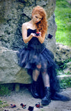 corset tulle dress