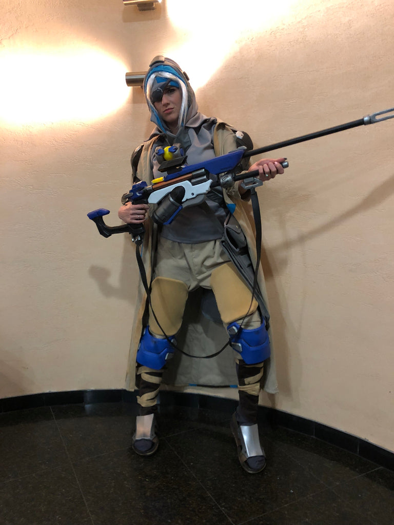 ana overwatch high end costume