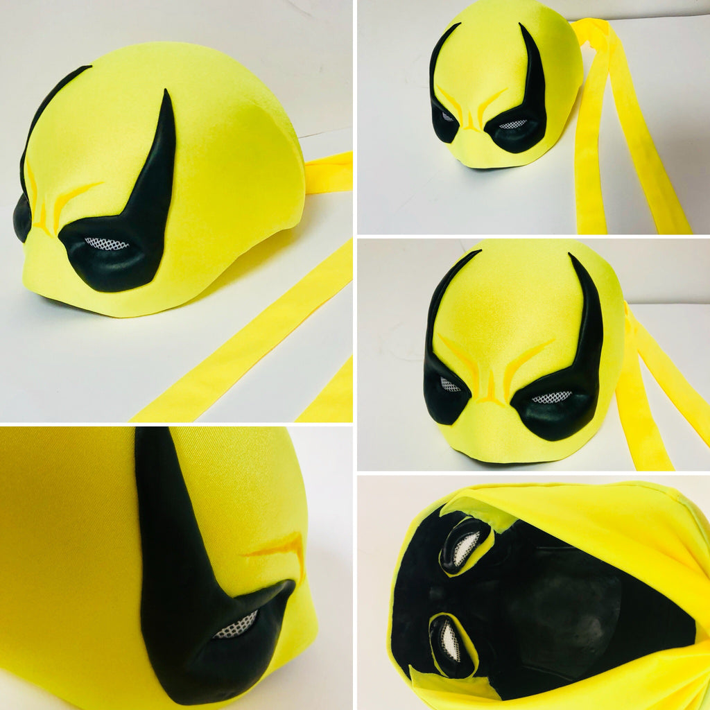iron fist mask