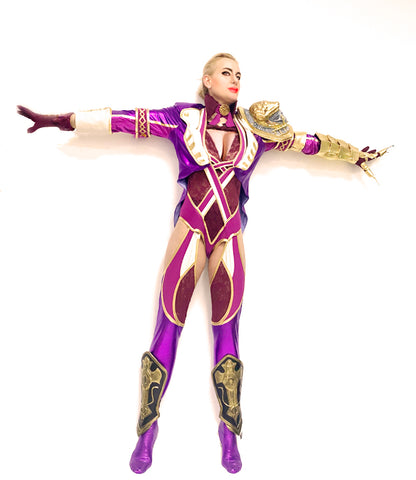 Soul Calibur full cosplay costume
