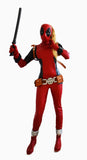 lady deadpool costume