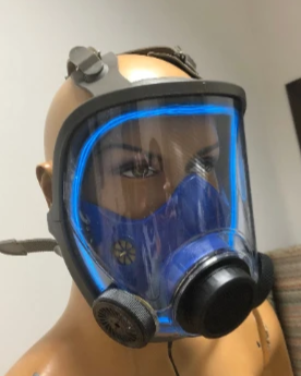 cosplay mask Lupo