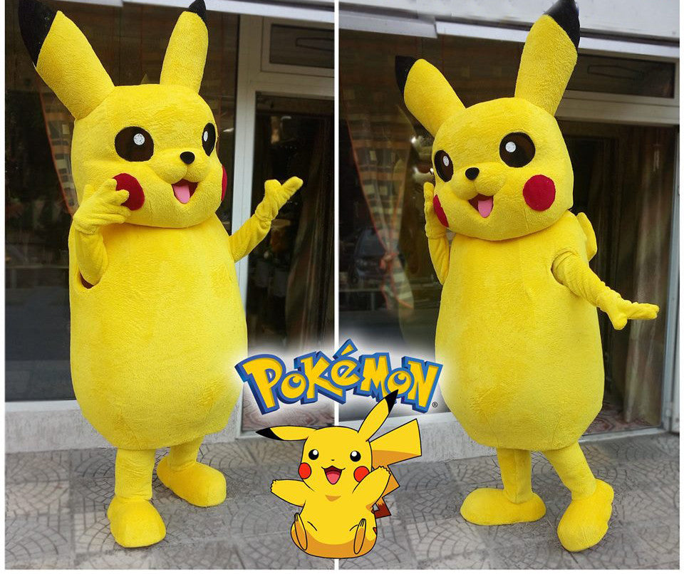 Pokemon mascot
