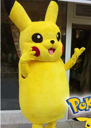 Pokemon go costume
