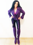 selena quintanilla jacket and boots