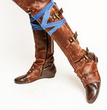 Triss Merigold The Witcher cosplay boots