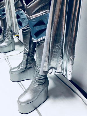 Ace frehley dynasty boots